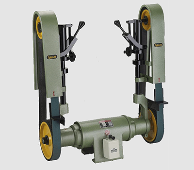 ABRASIVE BELT GRINDER (DOUBLE SIDE)-HMP