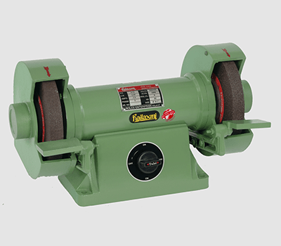 HEAVY DUTY PIPE TYPE BENCH GRINDERS (FOUR BEARINGS)-HMP
