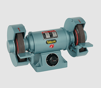 LIGHT DUTY PIPE TYPE BENCH GRINDERS (TWO BEARINGS)-HMP