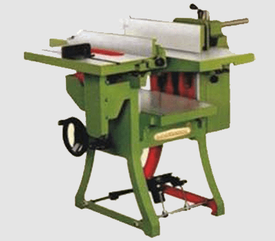 OPEN STAND COMBINATION PLANER-HMP