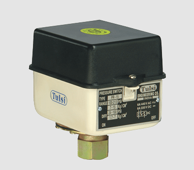 PRESSURE CONTROL SWITCH-HMP