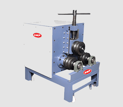 ROUND RING MOTOR OPERATED PIPE BENDING MACHIN-HMP