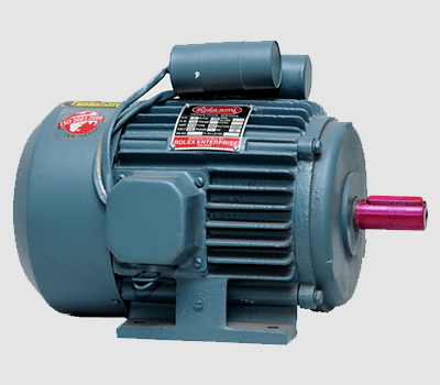 STANDARD FOOT MOUNTED 1 PHASE TEFC 220230 VOLTS HZ 50 MOTORS-HMP