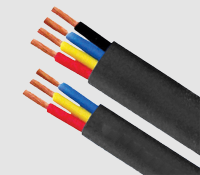 SUBMERSIBLE CABLES-HMP